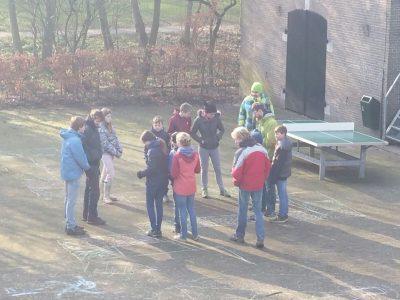 Waterscouts veilig ontsnapt van Escape Weekend!